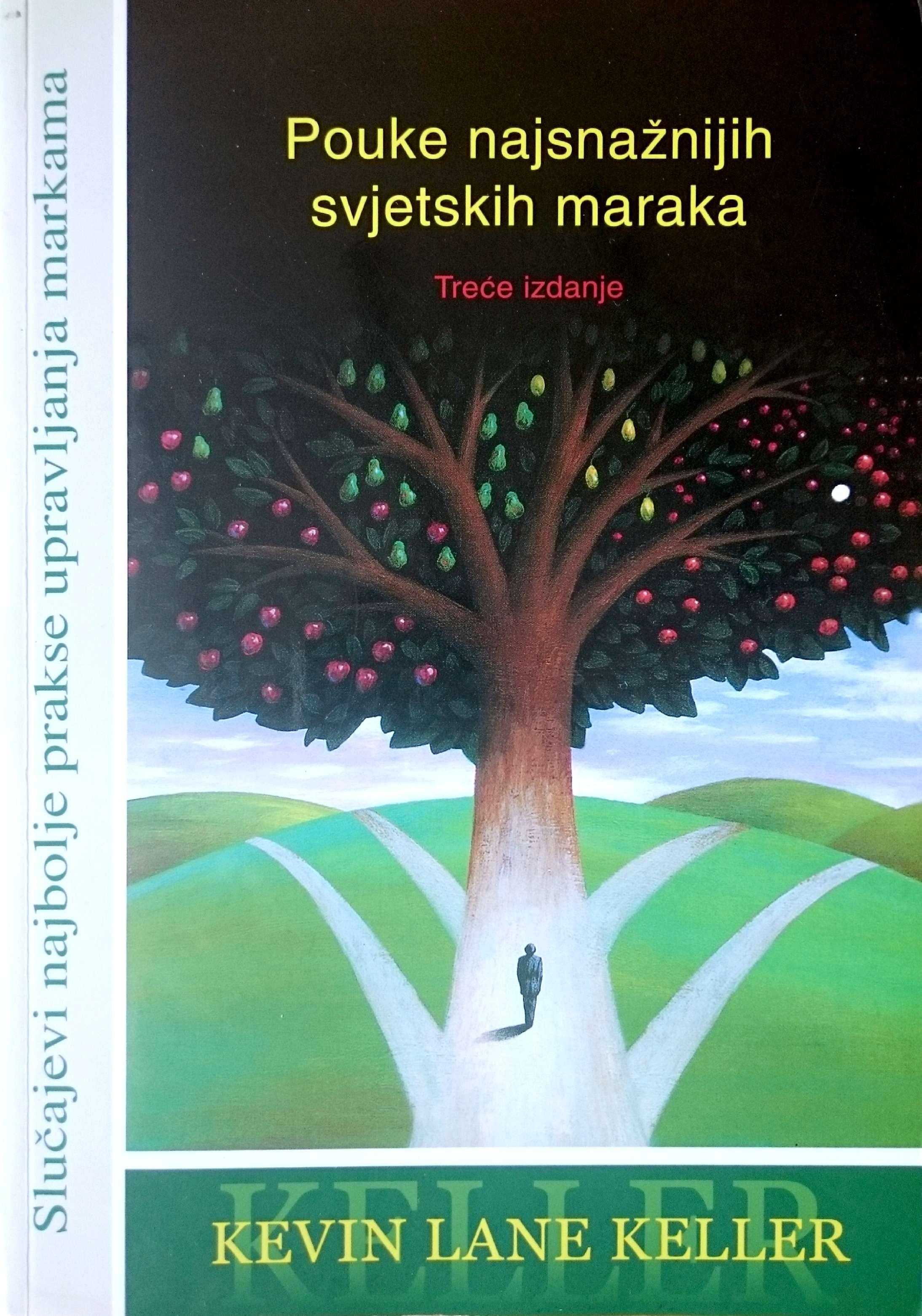 SLUČAJEVI NAJBOLJE PRAKSE UPRAVLJANJA MARKAMA - Naruči svoju knjigu