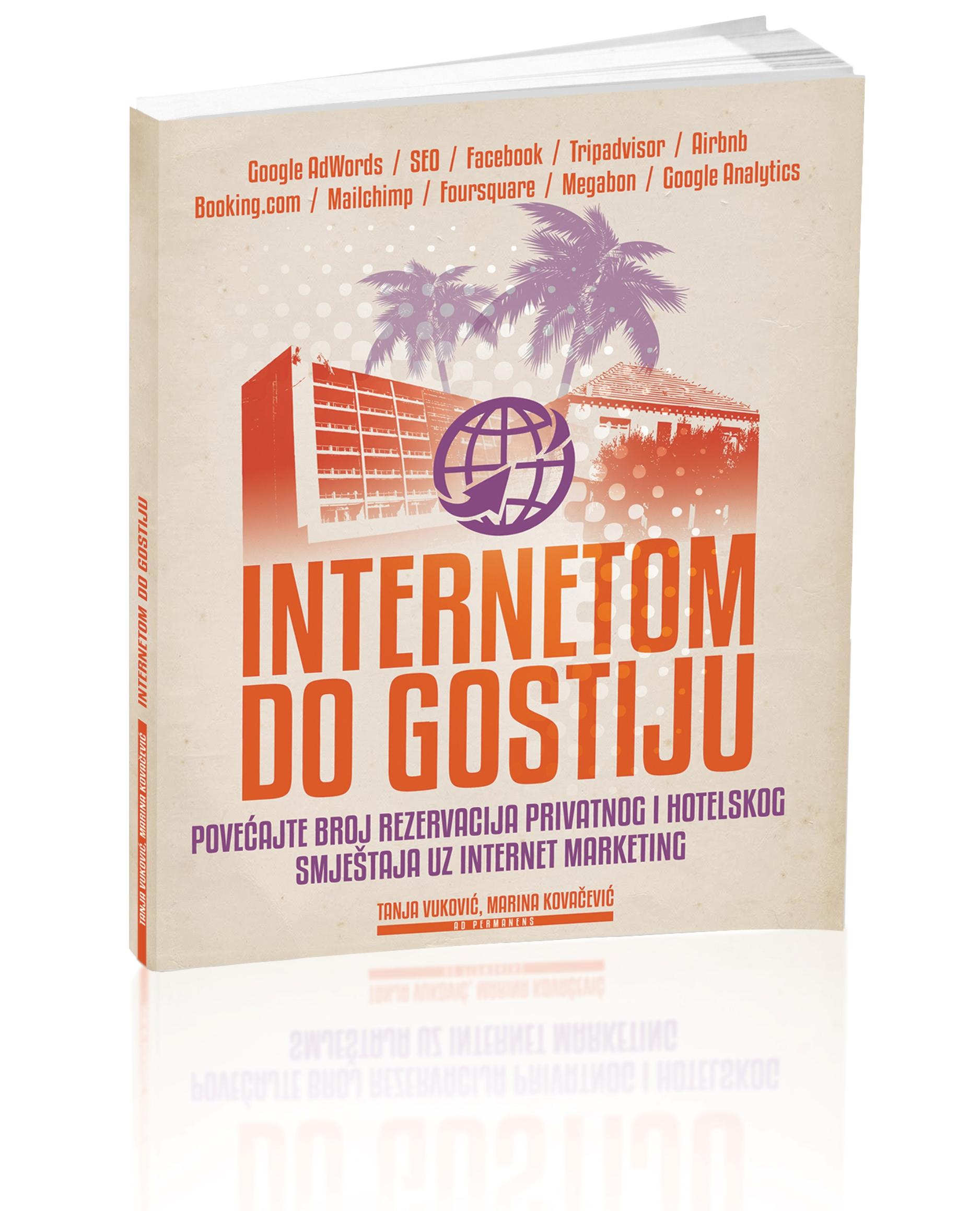 INTERNETOM DO GOSTIJU - Naruči svoju knjigu
