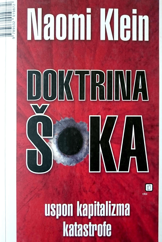 DOKTRINA ŠOKA - Naruči svoju knjigu