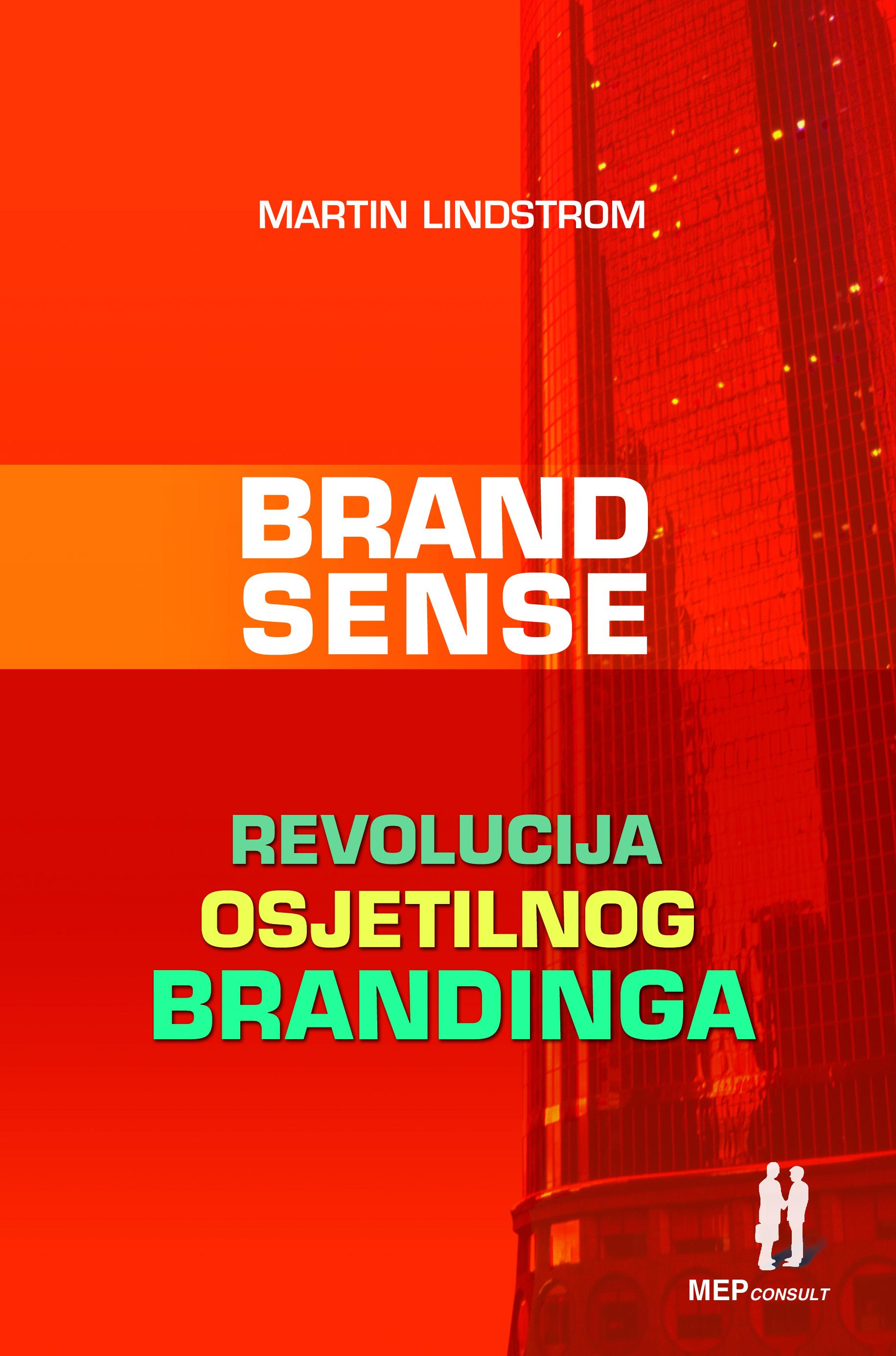BRAND SENSE - Naruči svoju knjigu