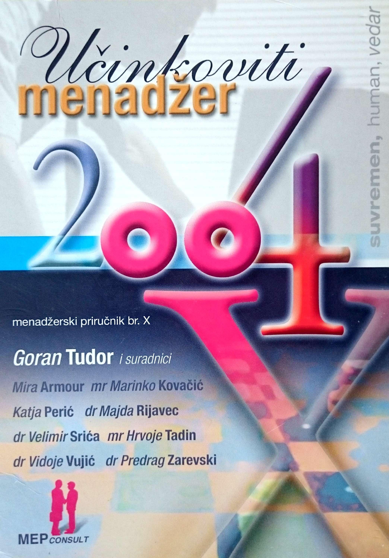 UČINKOVITI MENADŽER 2004 - Naruči svoju knjigu