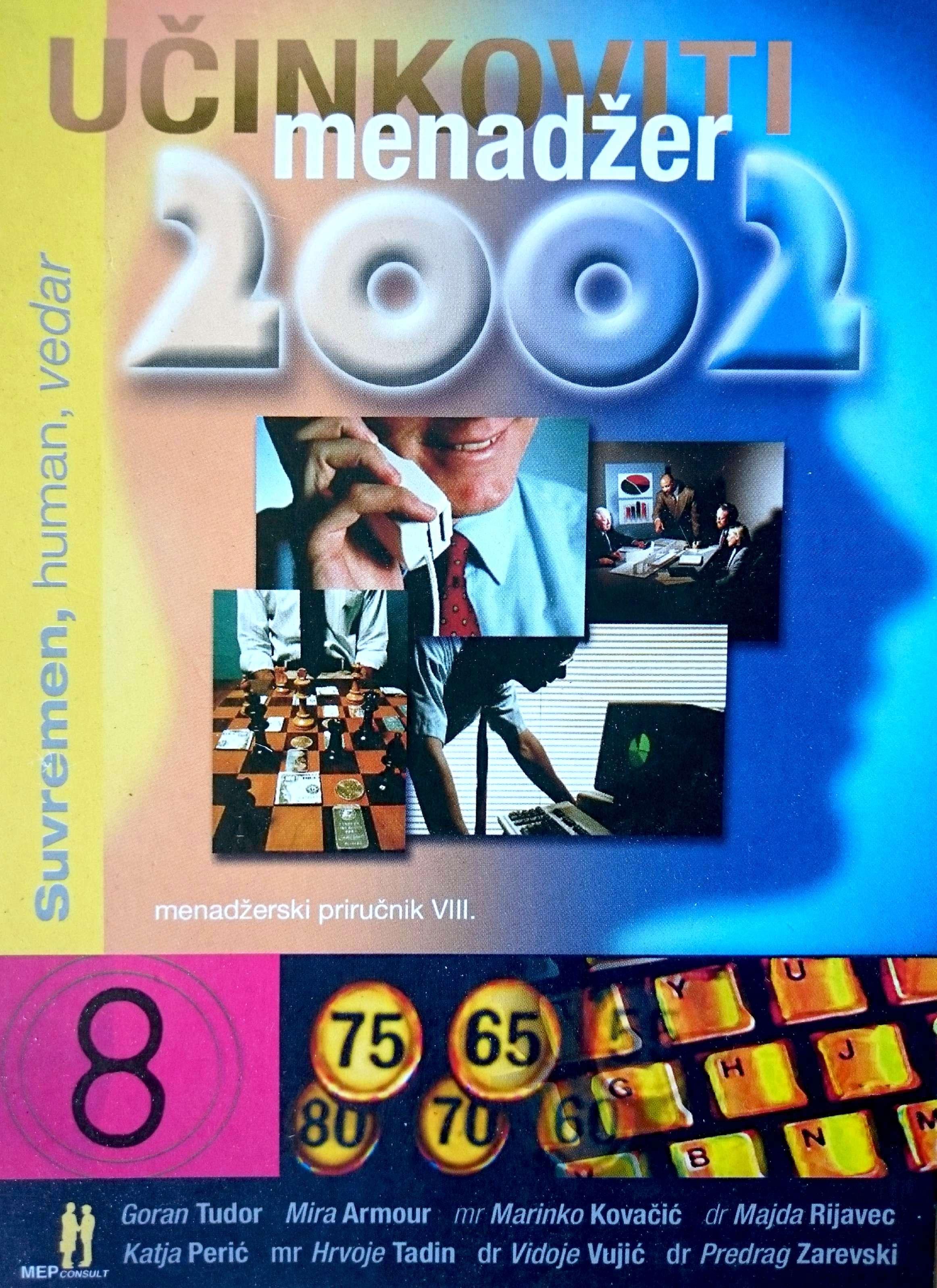 UČINKOVITI MENADŽER 2002 - Naruči svoju knjigu