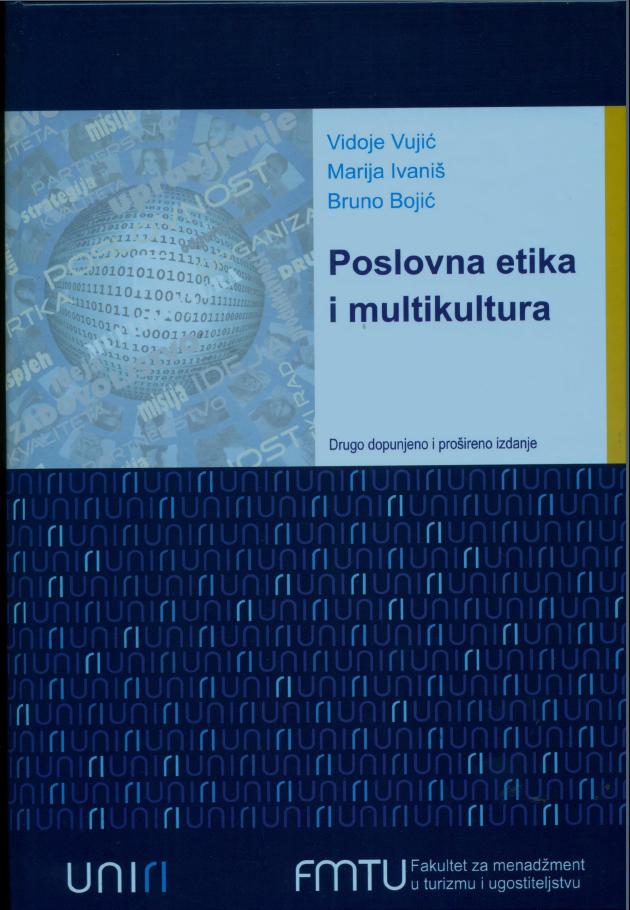 POSLOVNA ETIKA I MULTIKULTURA, II. dopunjeno i prošireno izdanje - Naruči svoju knjigu