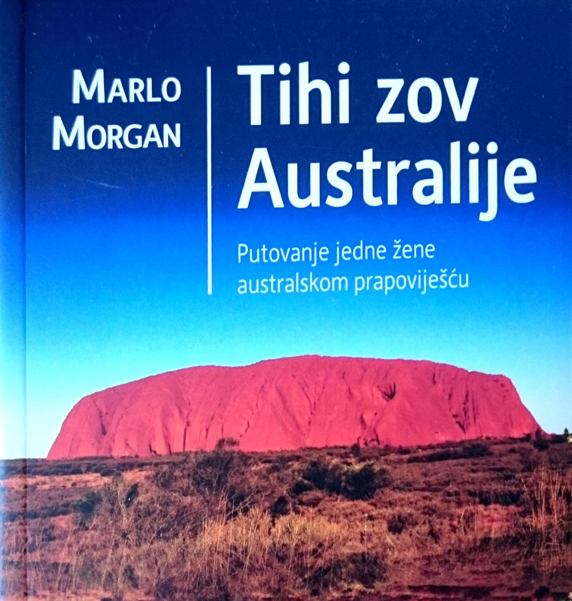 TIHI ZOV AUSTRALIJE - Naruči svoju knjigu