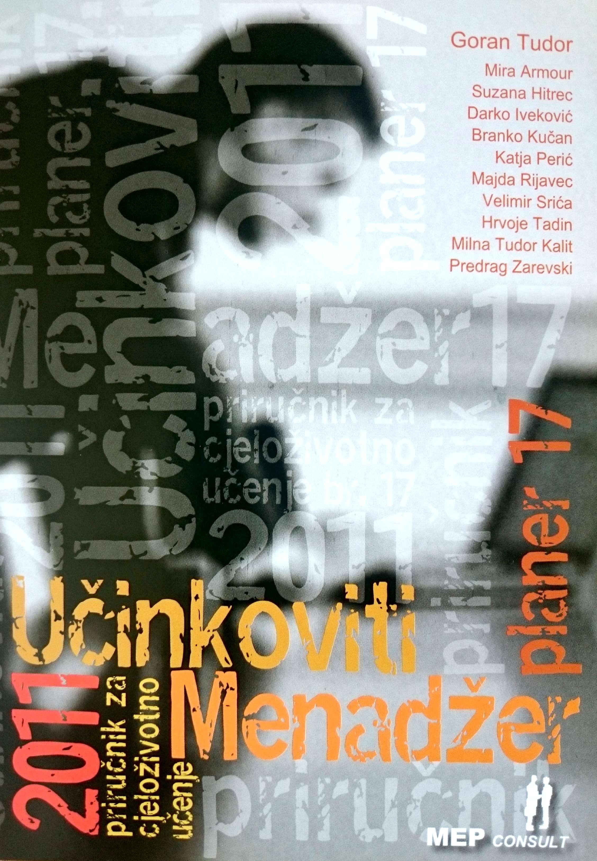 UČINKOVITI MENADŽER 2011 - Naruči svoju knjigu