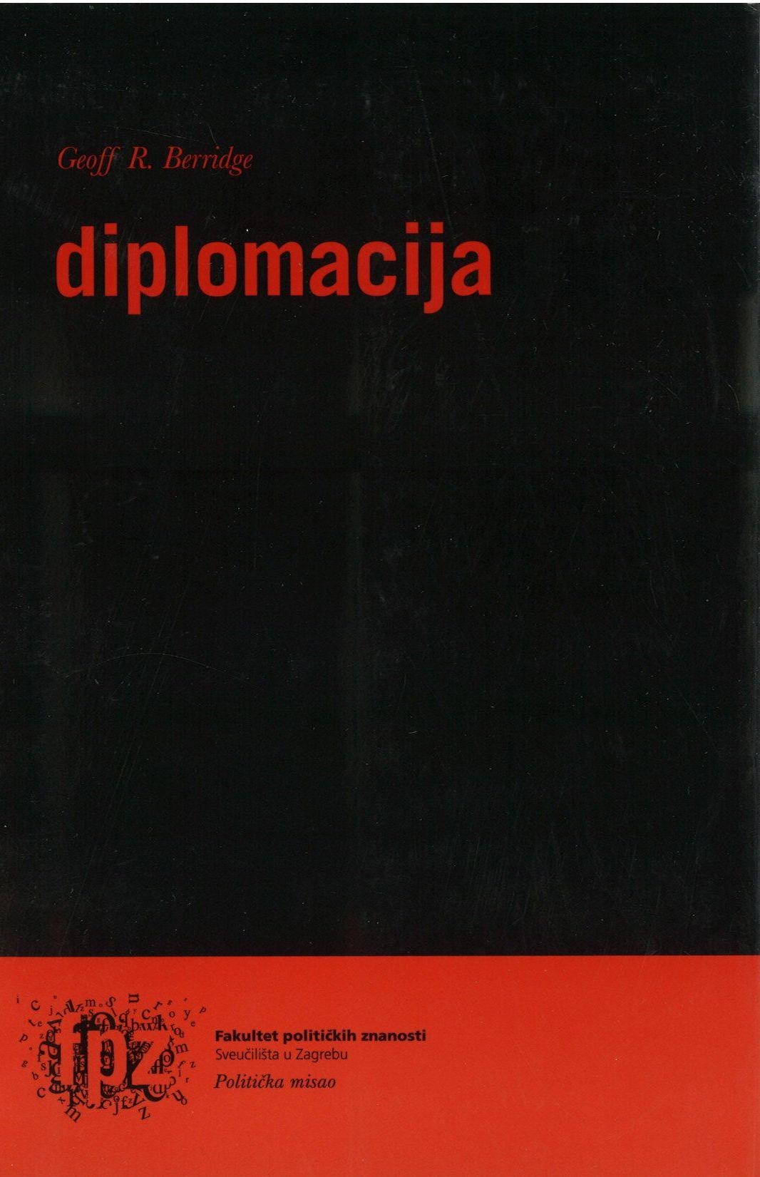 DIPLOMACIJA - Naruči svoju knjigu