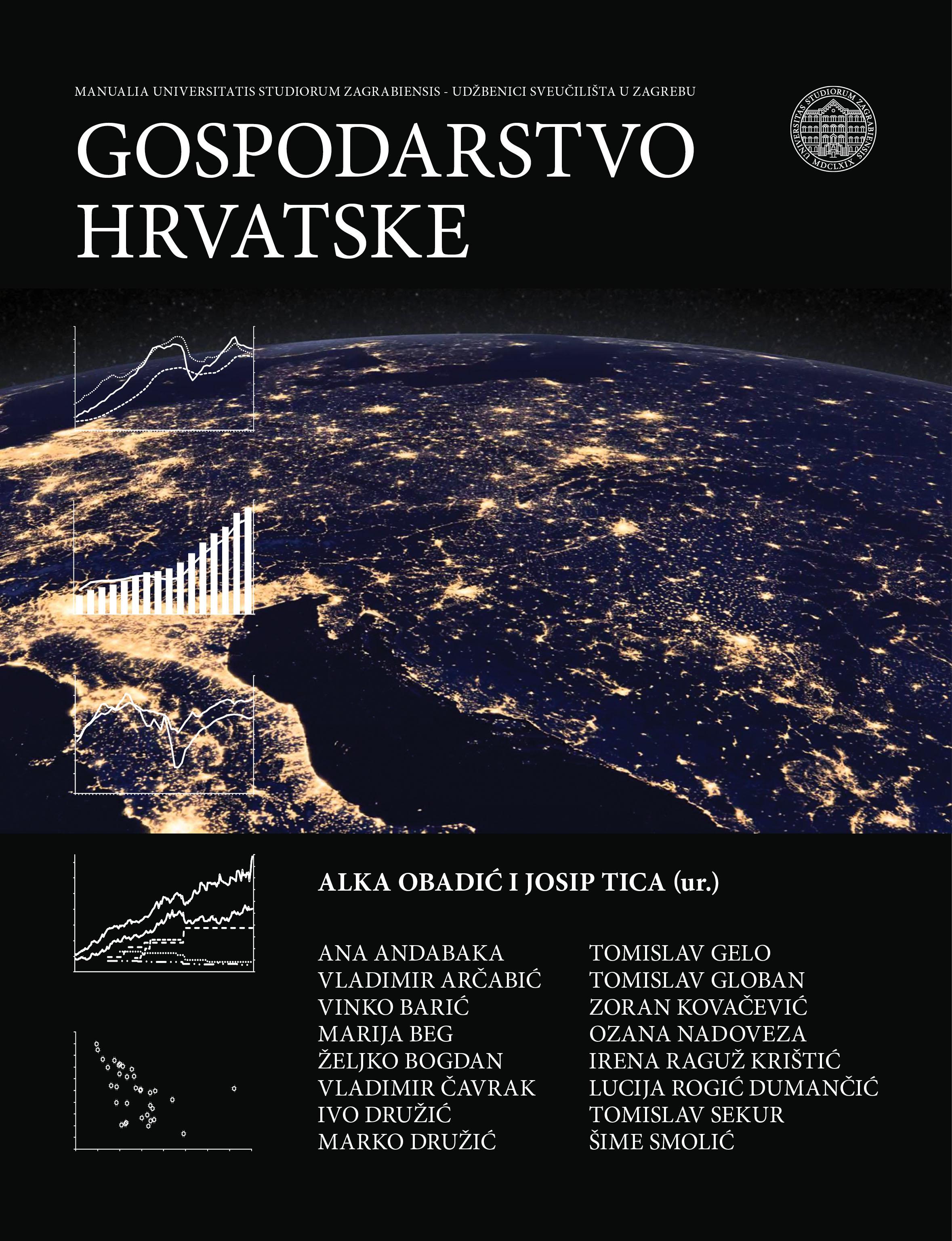 GOSPODARSTVO HRVATSKE - Naruči svoju knjigu