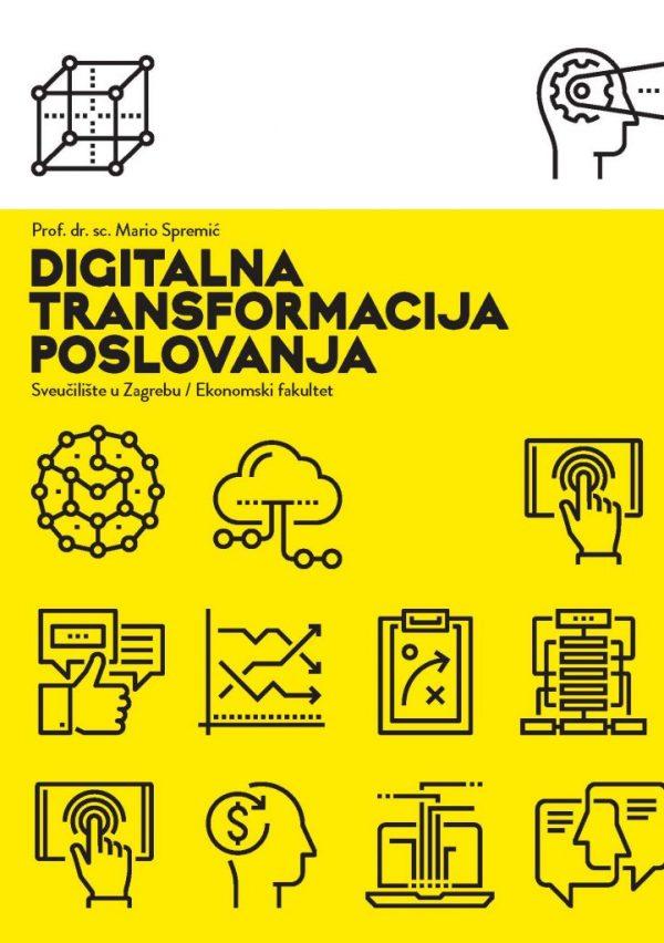 DIGITALNA TRANSFORMACIJA POSLOVANJA - Naruči svoju knjigu