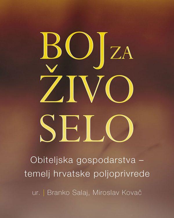 BOJ ZA ŽIVO SELO - Naruči svoju knjigu