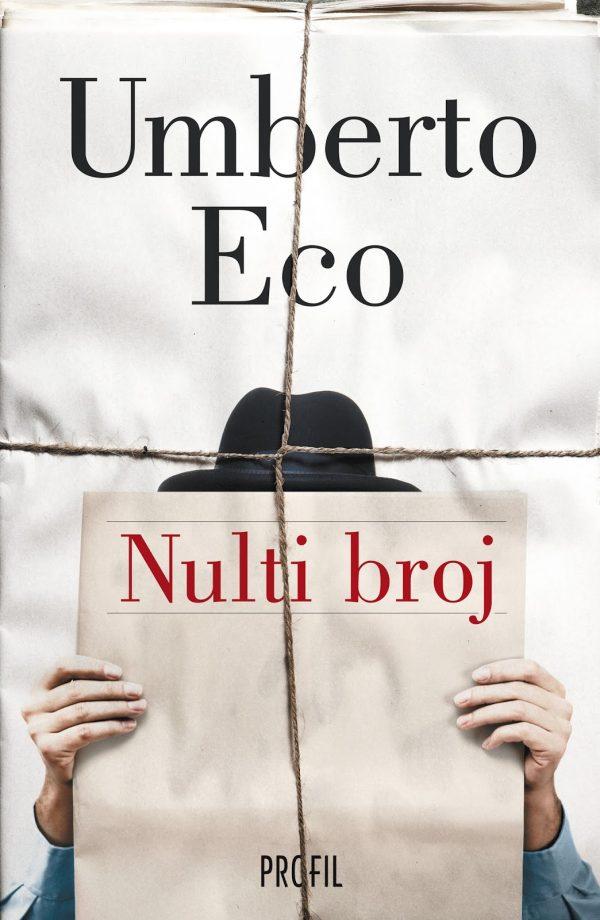 NULTI BROJ - Naruči svoju knjigu
