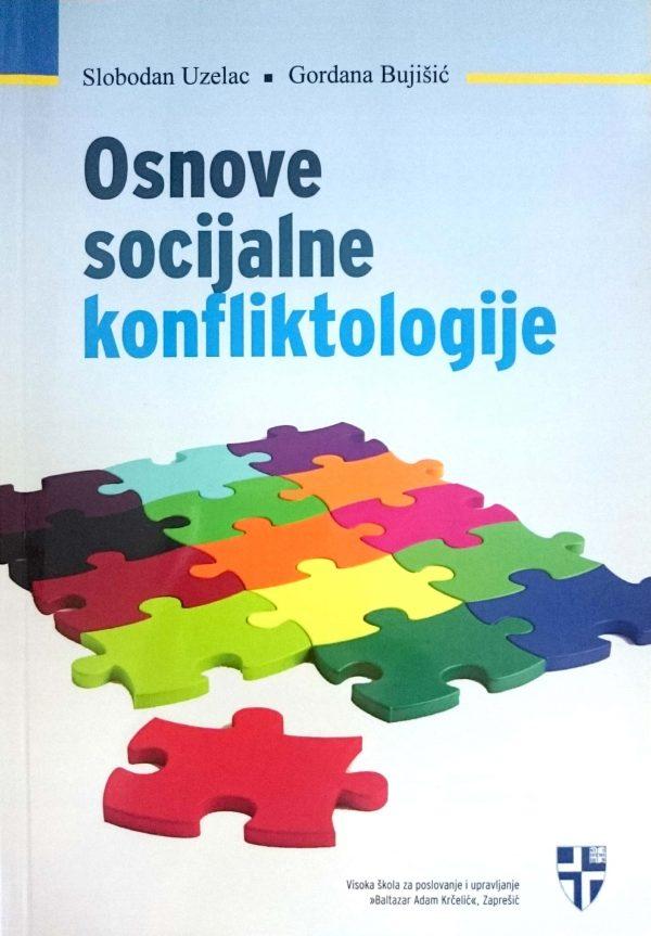 OSNOVE SOCIJALNE KONFLIKTOLOGIJE - Naruči svoju knjigu