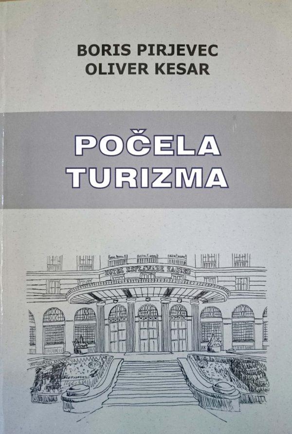 POČELA TURIZMA - Naruči svoju knjigu