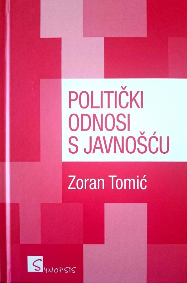 POLITIČKI ODNOSI S JAVNOŠĆU - Naruči svoju knjigu