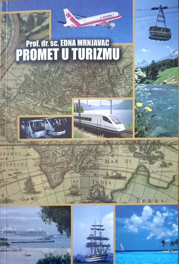 PROMET U TURIZMU - Naruči svoju knjigu