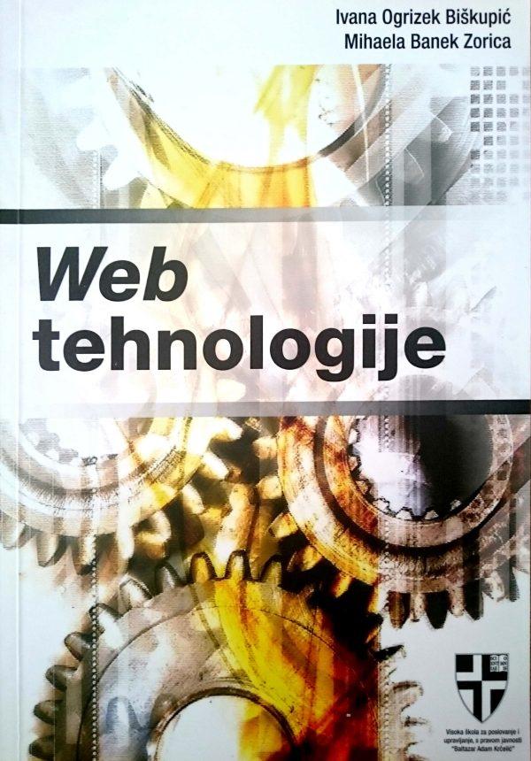 WEB TEHNOLOGIJE - Naruči svoju knjigu