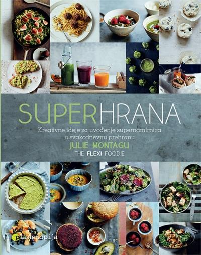 SUPERHRANA - Naruči svoju knjigu