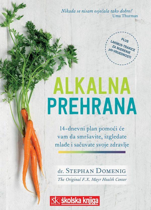 ALKALNA PREHRANA - Naruči svoju knjigu