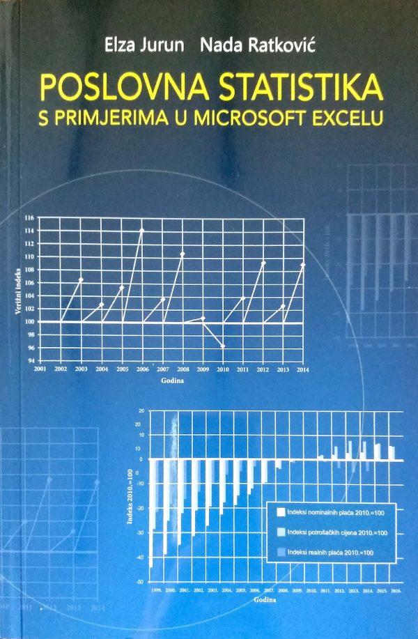 POSLOVNA STATISTIKA - Naruči svoju knjigu