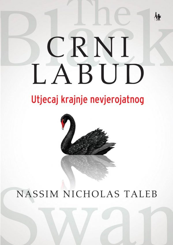 CRNI LABUD - Naruči svoju knjigu