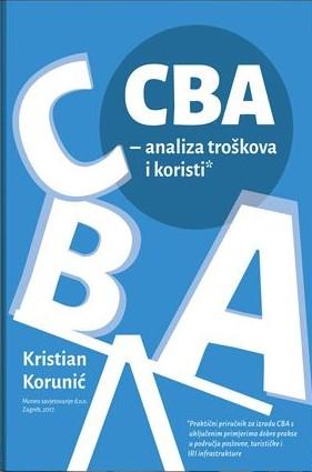 CBA – ANALIZA TROŠKOVA I KORISTI + USB - Naruči svoju knjigu