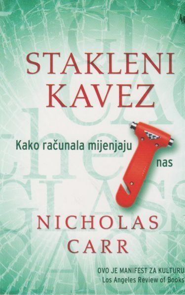STAKLENI KAVEZ - Naruči svoju knjigu