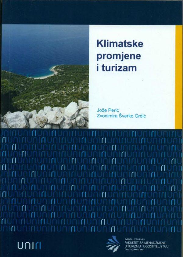 Klimatske promjene i turizam - Naruči svoju knjigu