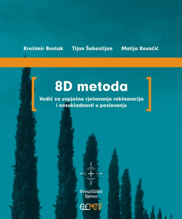 8D METODA - Naruči svoju knjigu