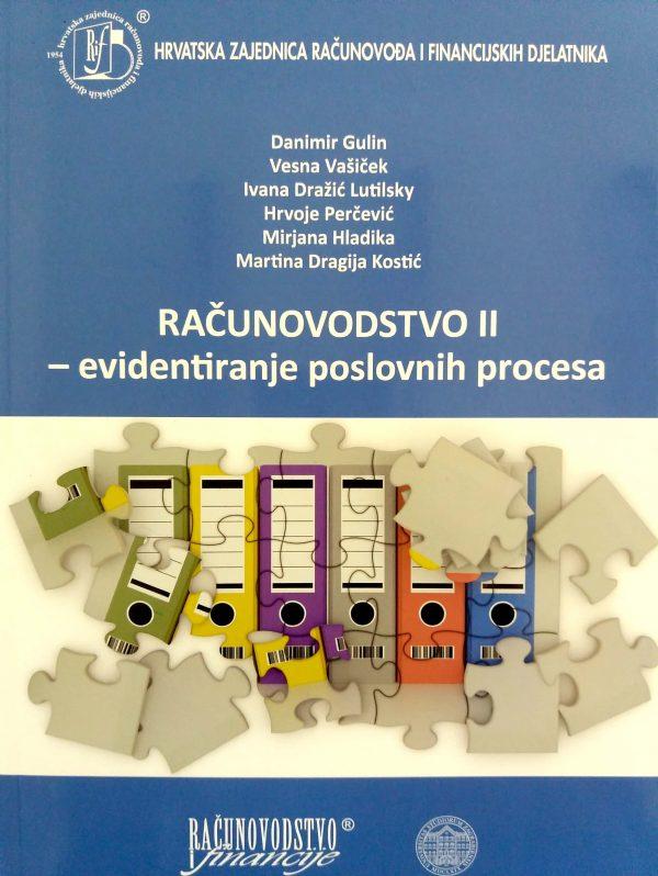 RAČUNOVODSTVO II-evidentiranje poslovnih procesa - Naruči svoju knjigu