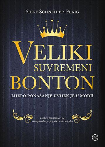 VELIKI SUVREMENI BONTON - Naruči svoju knjigu