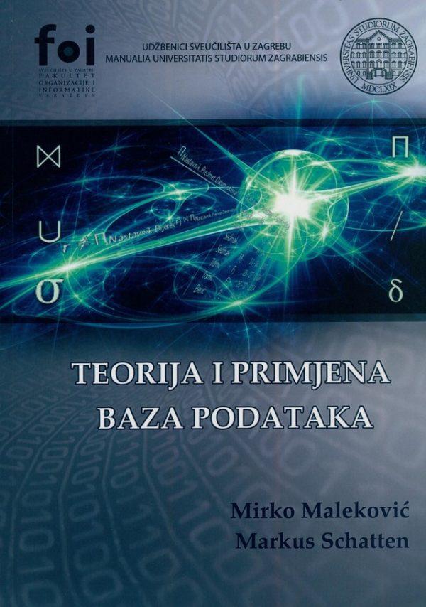 TEORIJA I PRIMJENA BAZA PODATAKA - Naruči svoju knjigu
