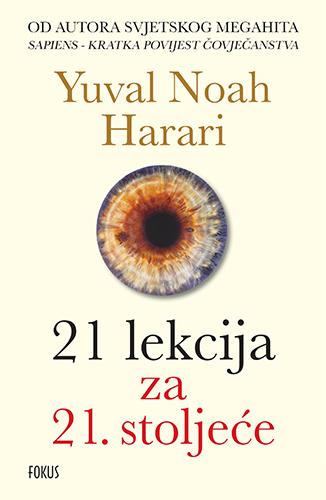 21 LEKCIJA ZA 21. STOLJEĆE - Naruči svoju knjigu