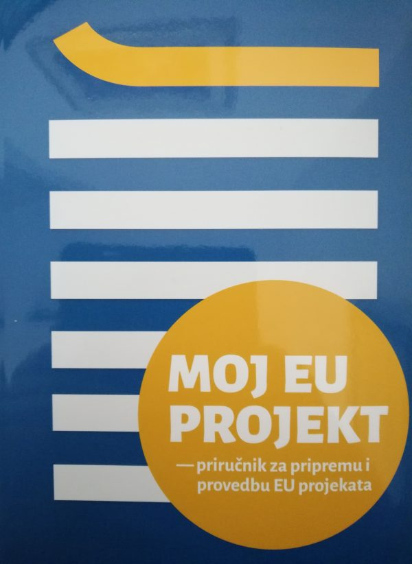 MOJ EU PROJEKT - Naruči svoju knjigu