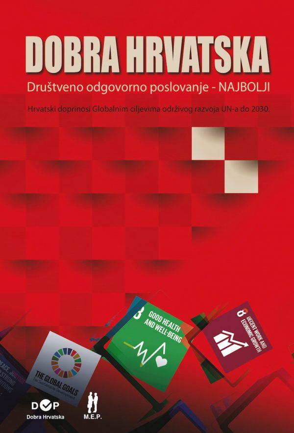 DOBRA HRVATSKA / Društveno odgovorno poslovanje – NAJBOLJI - Naruči svoju knjigu