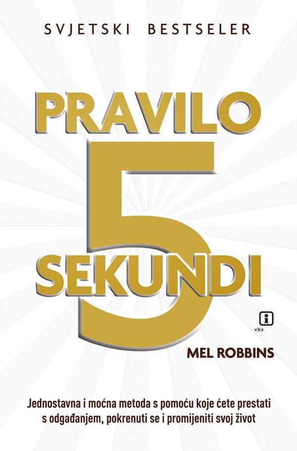 PRAVILO 5 SEKUNDI - Naruči svoju knjigu