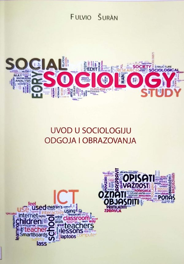 UVOD U SOCIOLOGIJU ODGOJA I OBRAZOVANJA - Naruči svoju knjigu