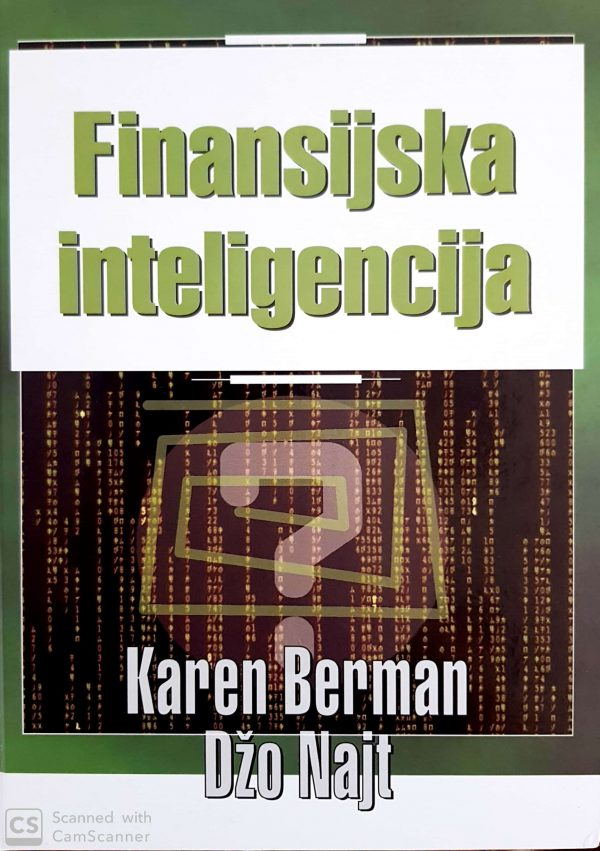 FINANSIJSKA INTELIGENCIJA - Naruči svoju knjigu