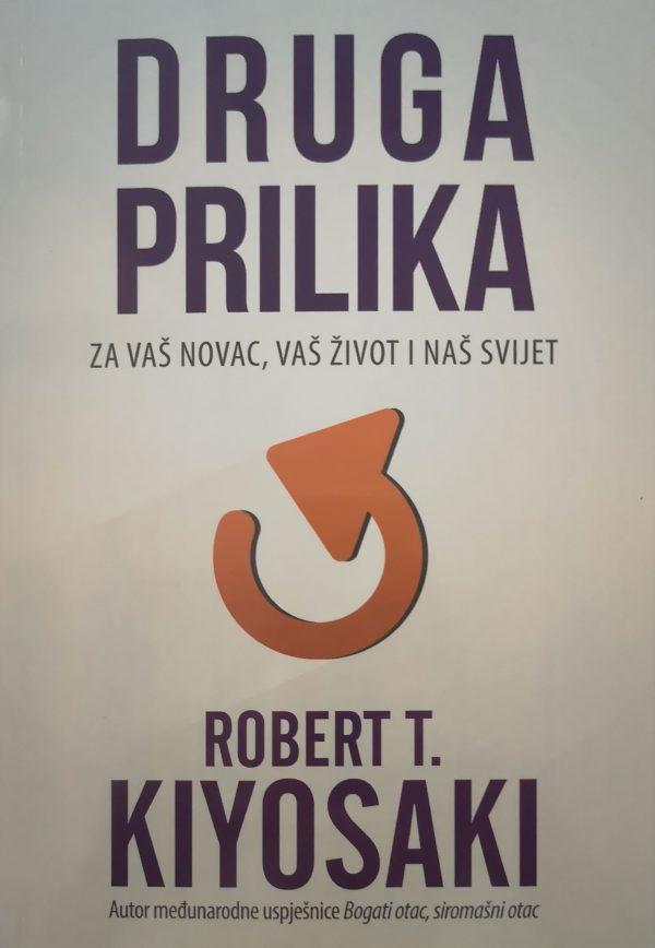 DRUGA PRILIKA - Naruči svoju knjigu