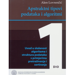 Apstraktni tipovi podataka i algoritmi - Naruči svoju knjigu