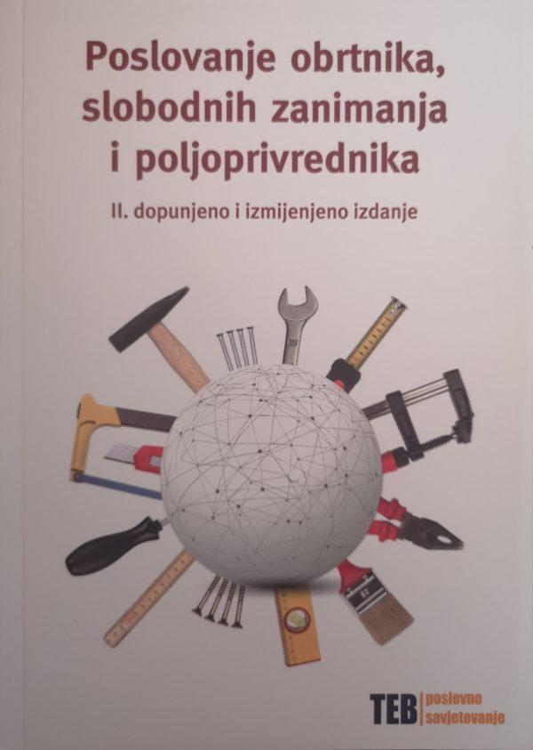 Poslovanje obrtnika, slobodnih zanimanja i poljoprivrednika - Naruči svoju knjigu