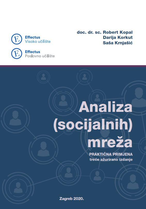ANALIZA (SOCIJALNIH) MREŽA - Naruči svoju knjigu