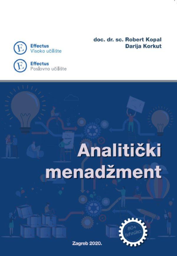 ANALITIČKI MENADŽMENT - Naruči svoju knjigu