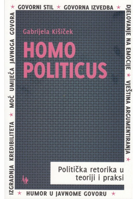 HOMO POLITICUS - Naruči svoju knjigu